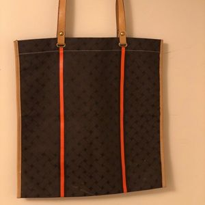 Cole Haan Bags - Cole Haan lightweight canvas with leather strap